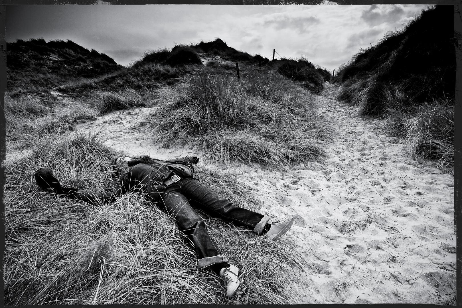Tod in den Dünen - in SW