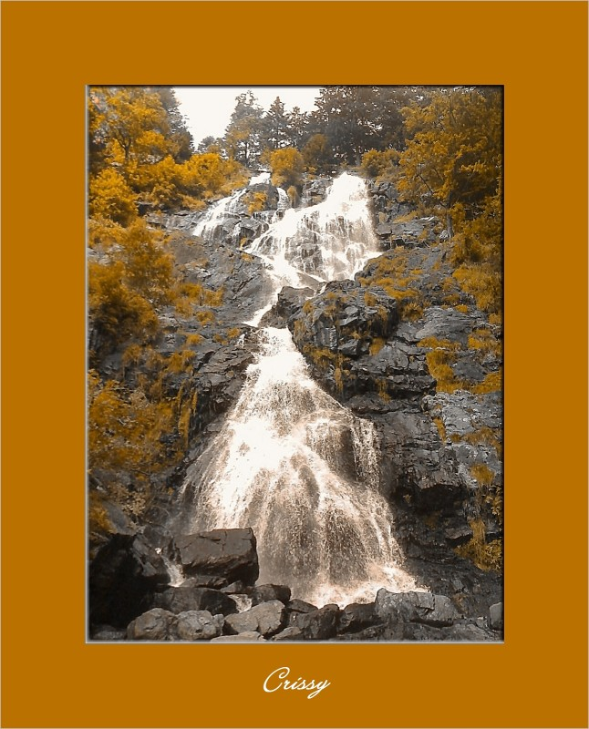 Todtnau Waterfall