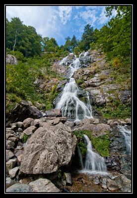 Todtnauner Wasserfall