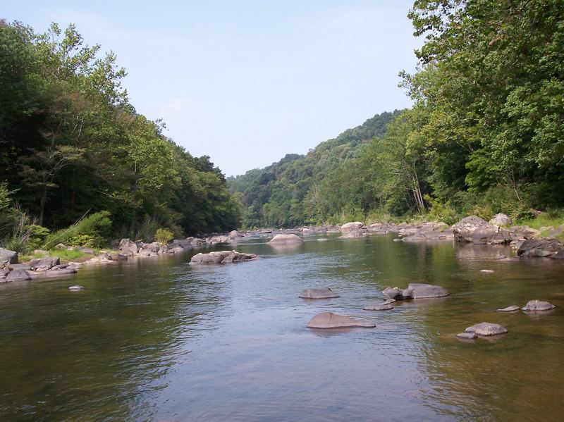 Toe River, North Carolina