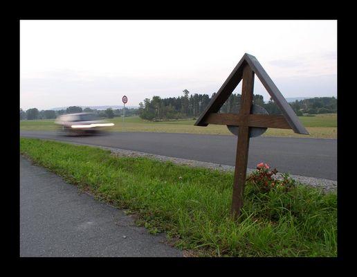 Tödliche Verkehrsunfälle