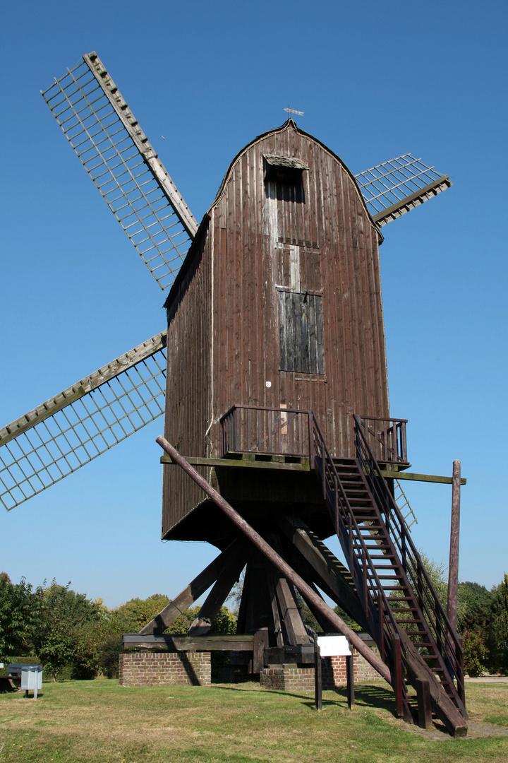 Tönisberger Bockwindmühle
