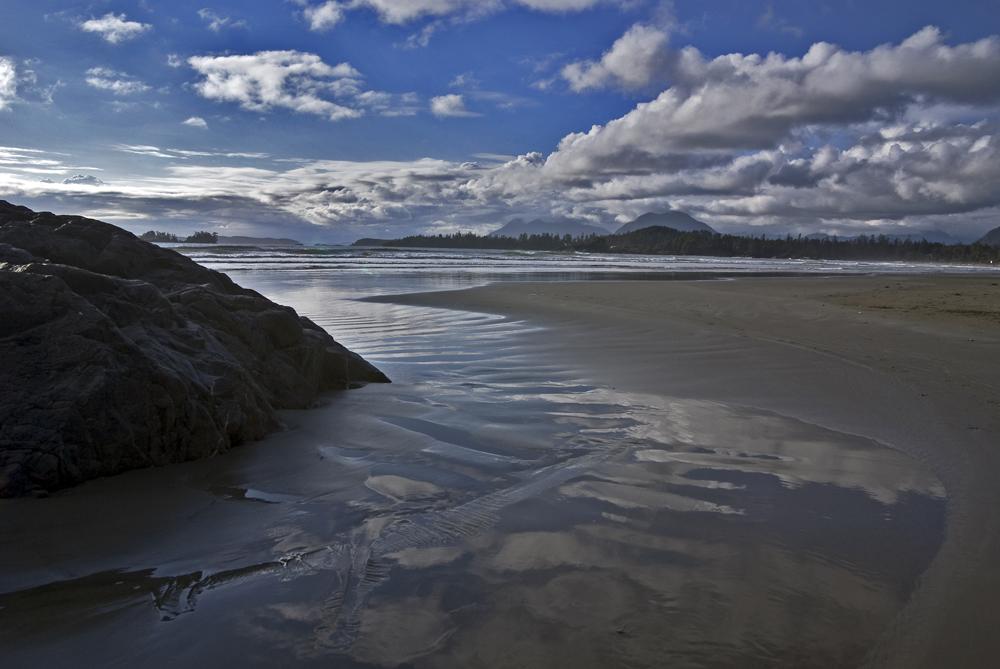Tofinos wunderschöne Küste
