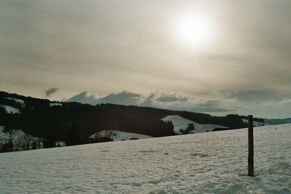Toggenburg in der nähe von Wattwil