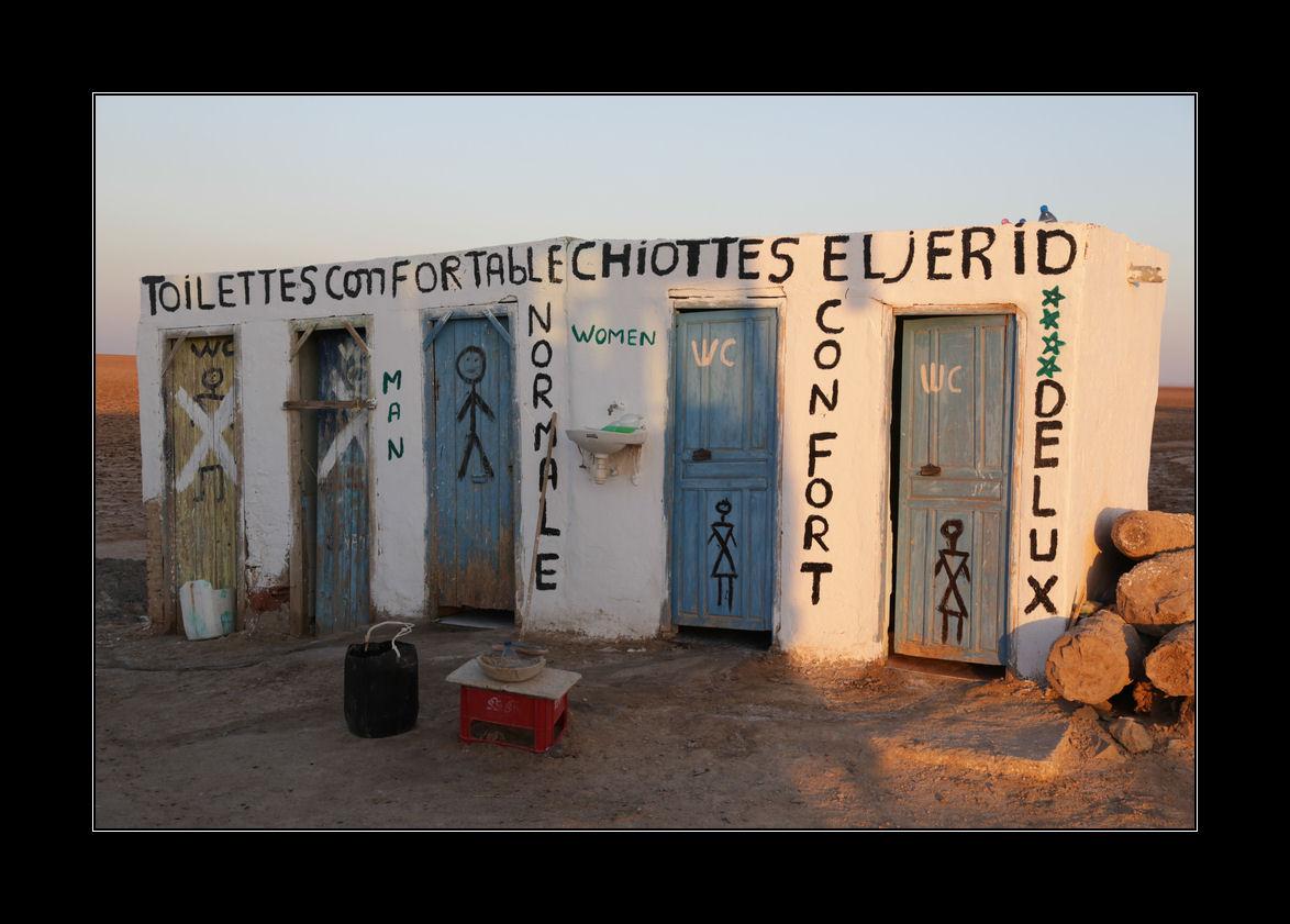 Toilet Deluxe