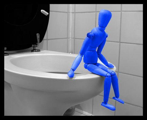 Toiletbesuch???