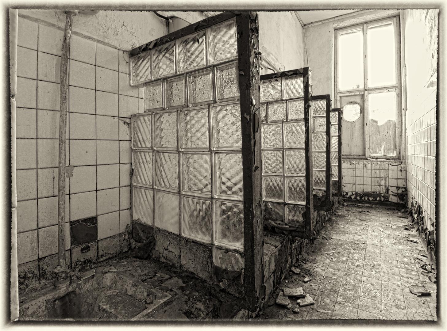 Toilettenglasbausteine...