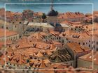 Toits brûlants de Dubrovnik
