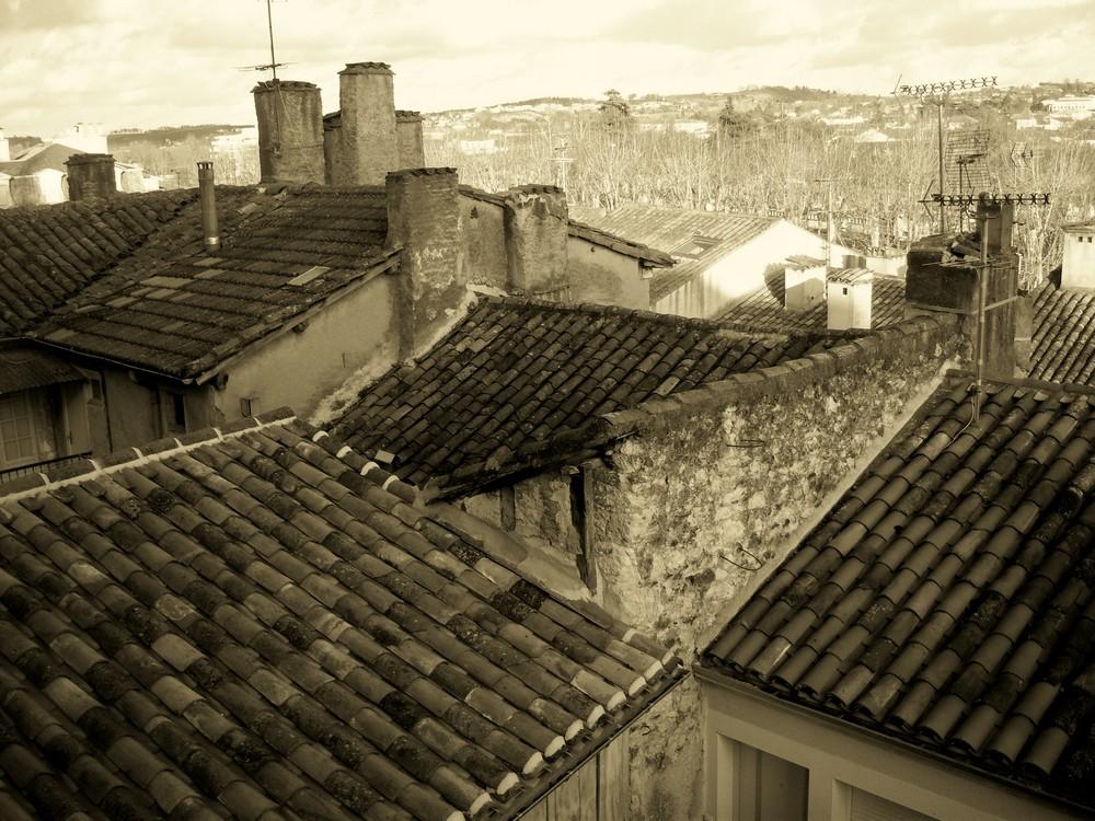 toits de gascogne