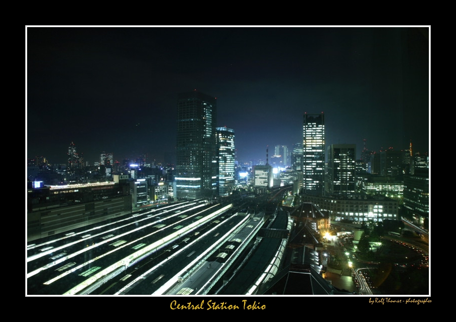 Tokio Central Station