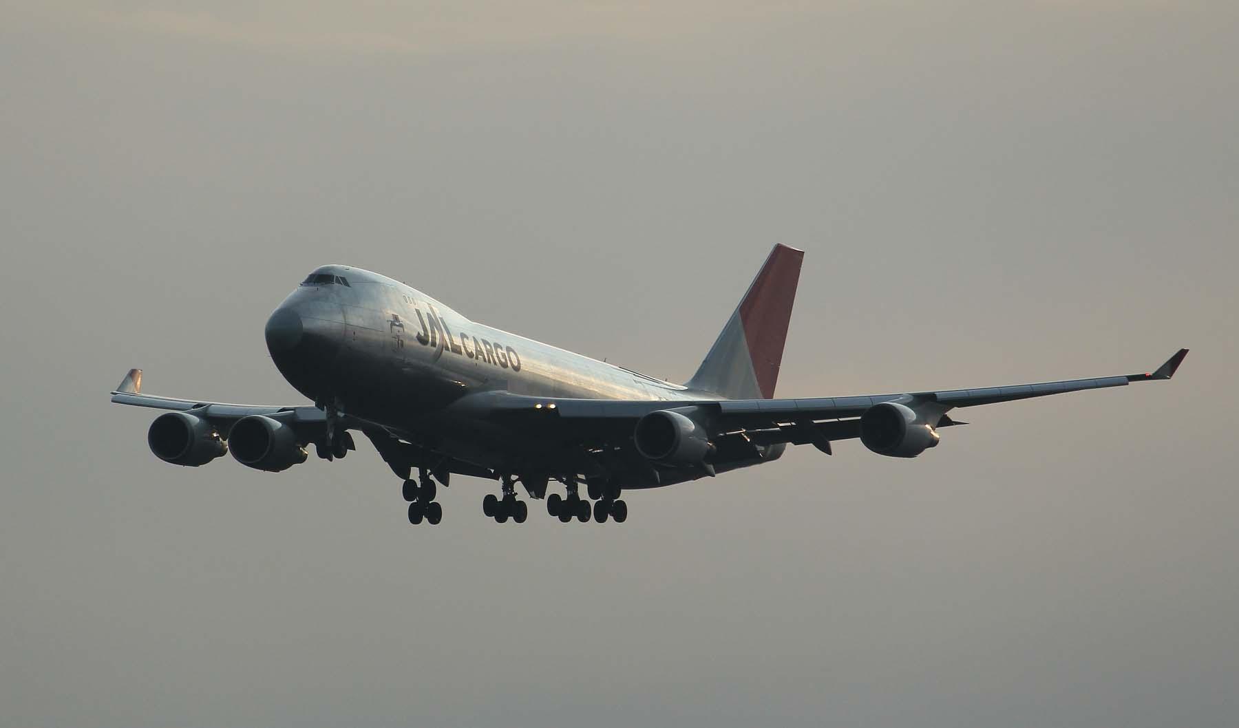 Tokio-Narita - Frankfurt Jal Cargo