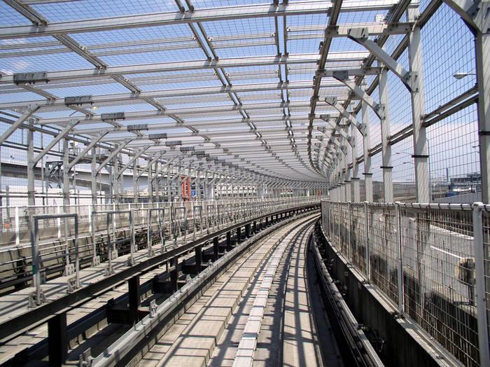 Tokios Monorail