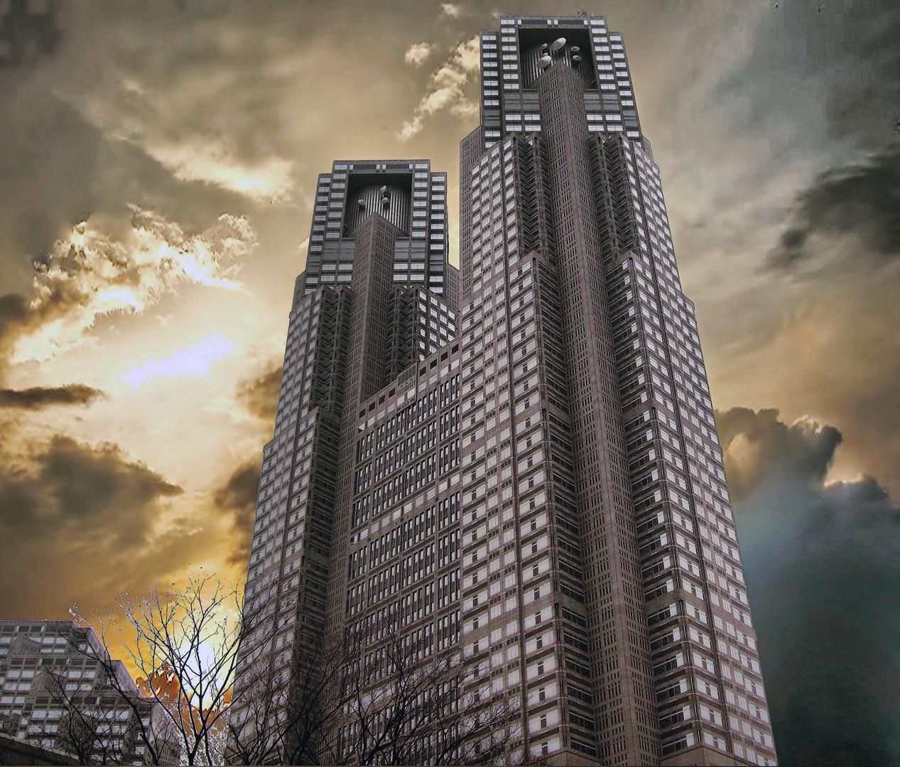 Tokyo ayuntamiento