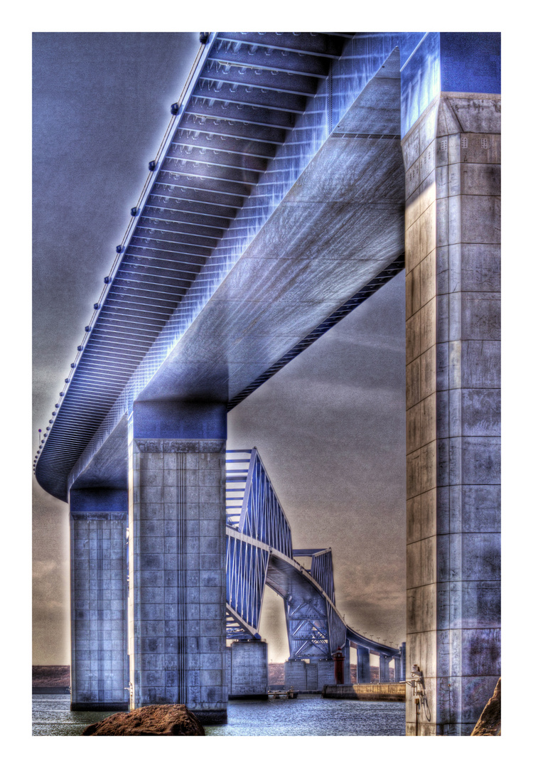 Tokyo Bay Bridge