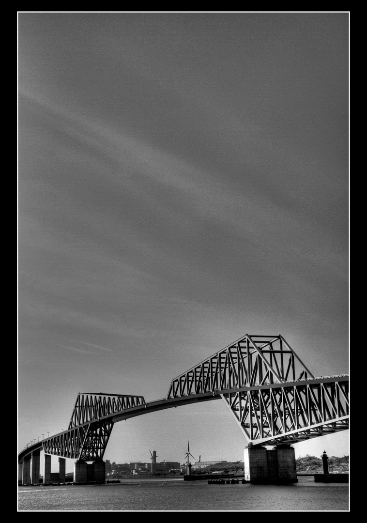 Tokyo Bay Bridge-3
