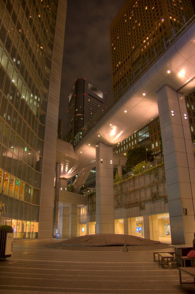 Tokyo bei Nacht (1)