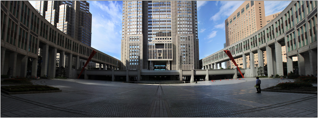 Tokyo Rathaus