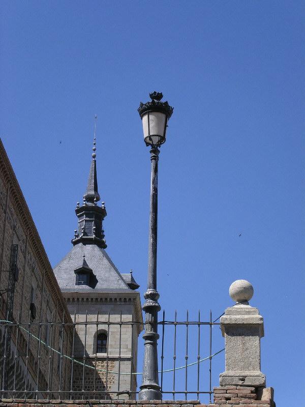 Toledo, Alcázar