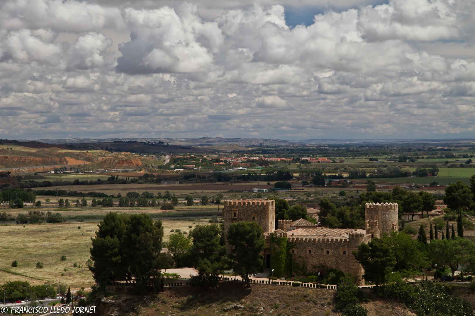 Toledo ciudad medieval.