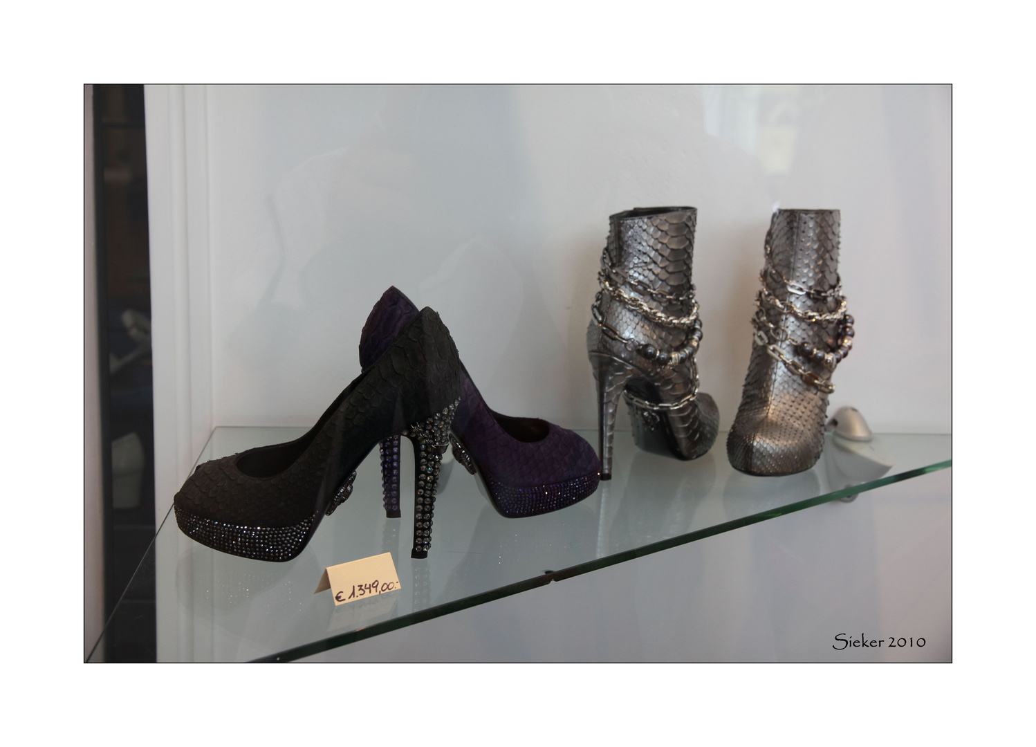 Tolle Schuhe ...
