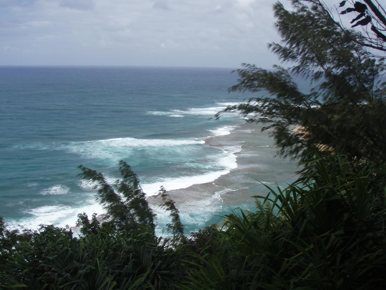 toller spot, kauai hawaii 2009