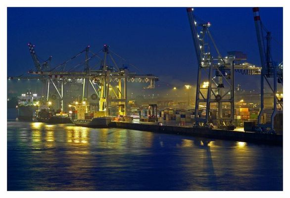 Tollerort Containerterminal