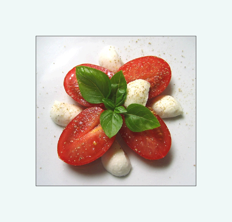 | Tomate Mozarella |