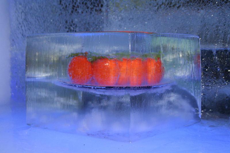 Tomaten on the Rocks