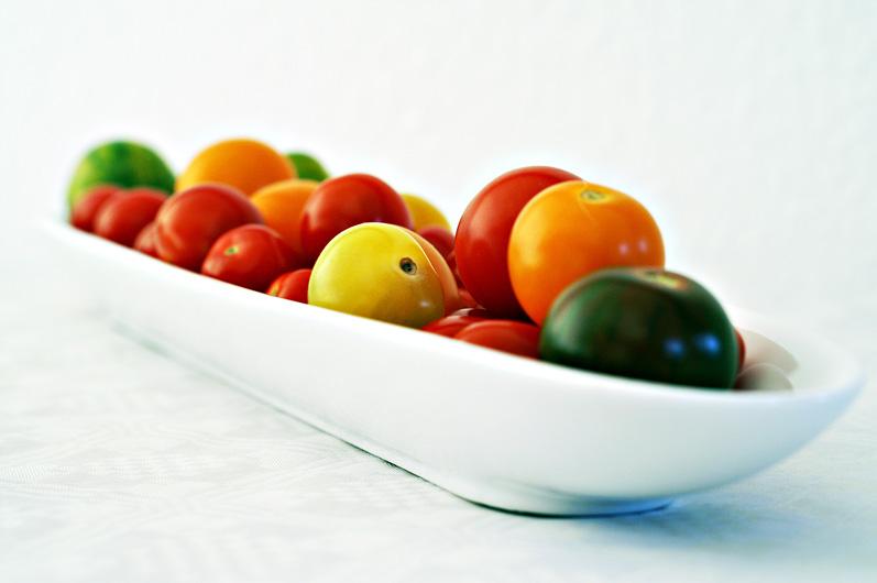Tomatenschiffchen