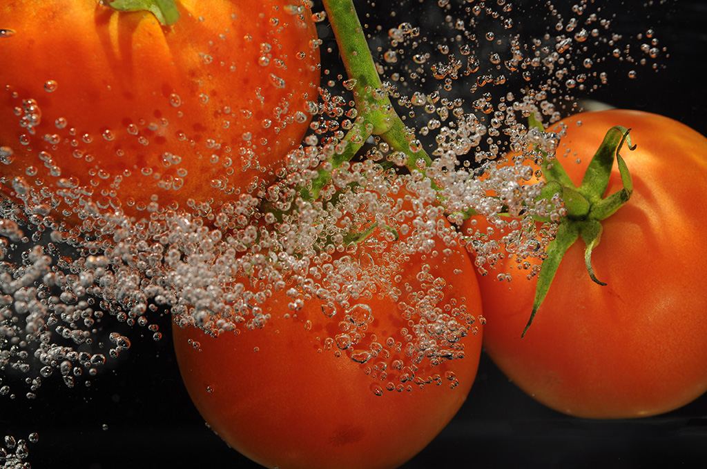 Tomato wash