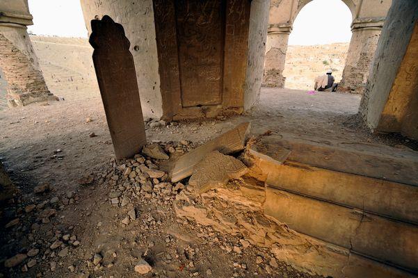Tomb of Nadir Shah, Kabul