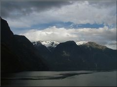 * Tomba la notte al Fjord *