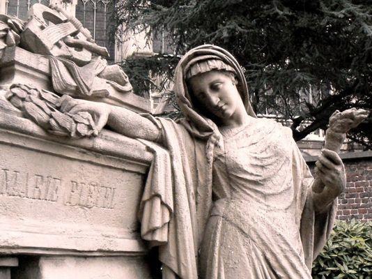 Tombe de Marie Pleyel
