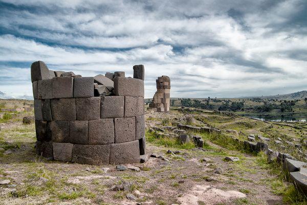 Tombeau Inca