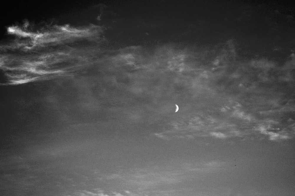 Tombée de la nuit von oceane283