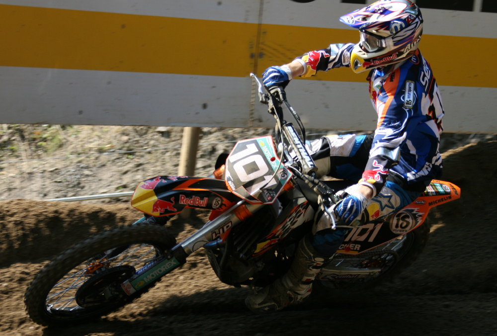 Tommy Searle in Namur 2007