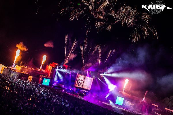 TOMORROWLAND 2012 Official Press Photographer
