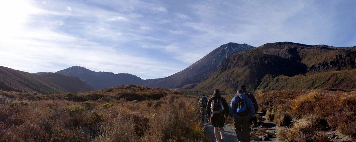 Tongariro Alpine Crossing/2011