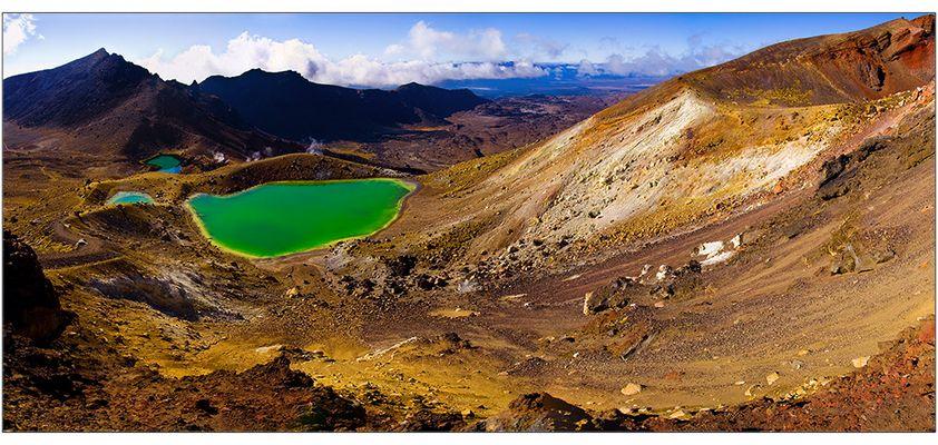 ~ Tongariro Vulkanseen ~