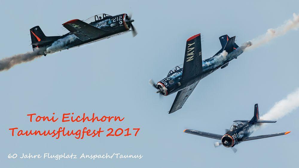 TONI EICHHORN - Tanusflugfest 2017