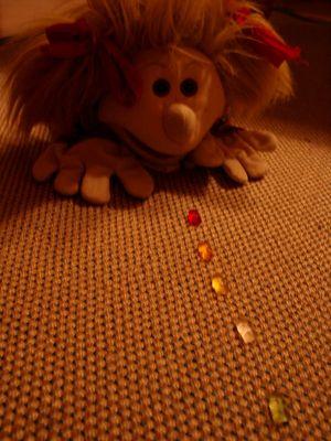 Tonia und Gummibärchen