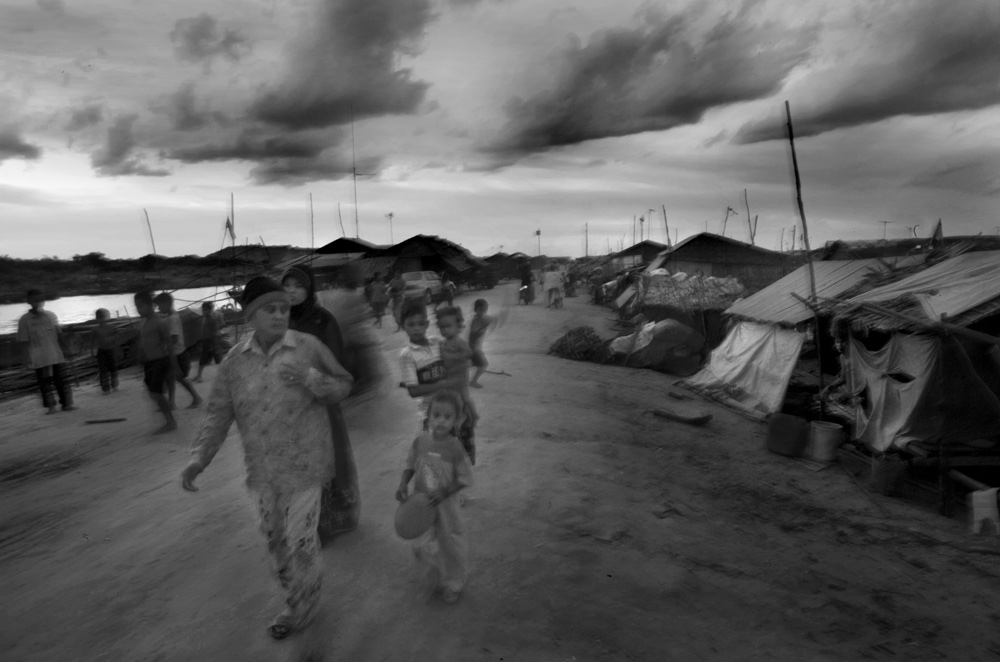 Tonle Sap, Boat People, Harald Keller