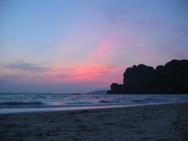 Tonsai Sunset