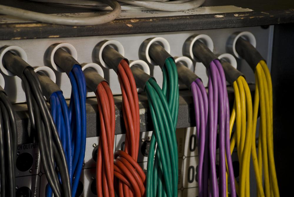 Tontechnik in Farbe