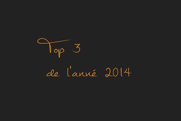 Top 3 - 2014