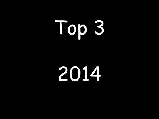 Top 3 ... 2014