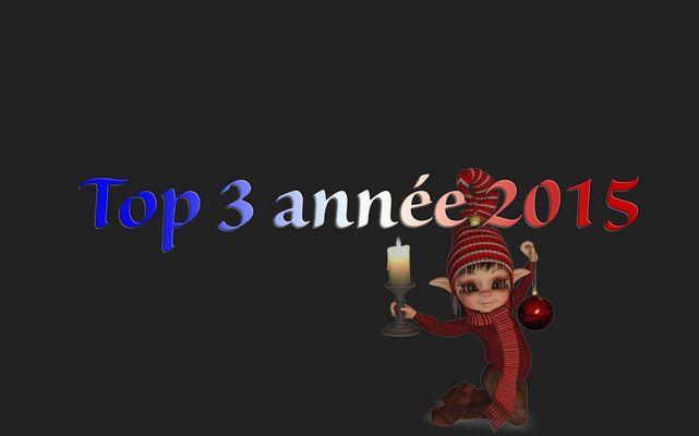 Top 3 2015