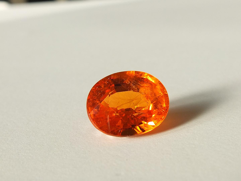 top mandarin granat nigeria 10,23 cts