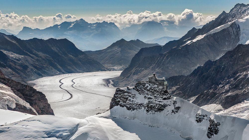 TOP OF EUROPE - JUNGFRAUJOCH (2)