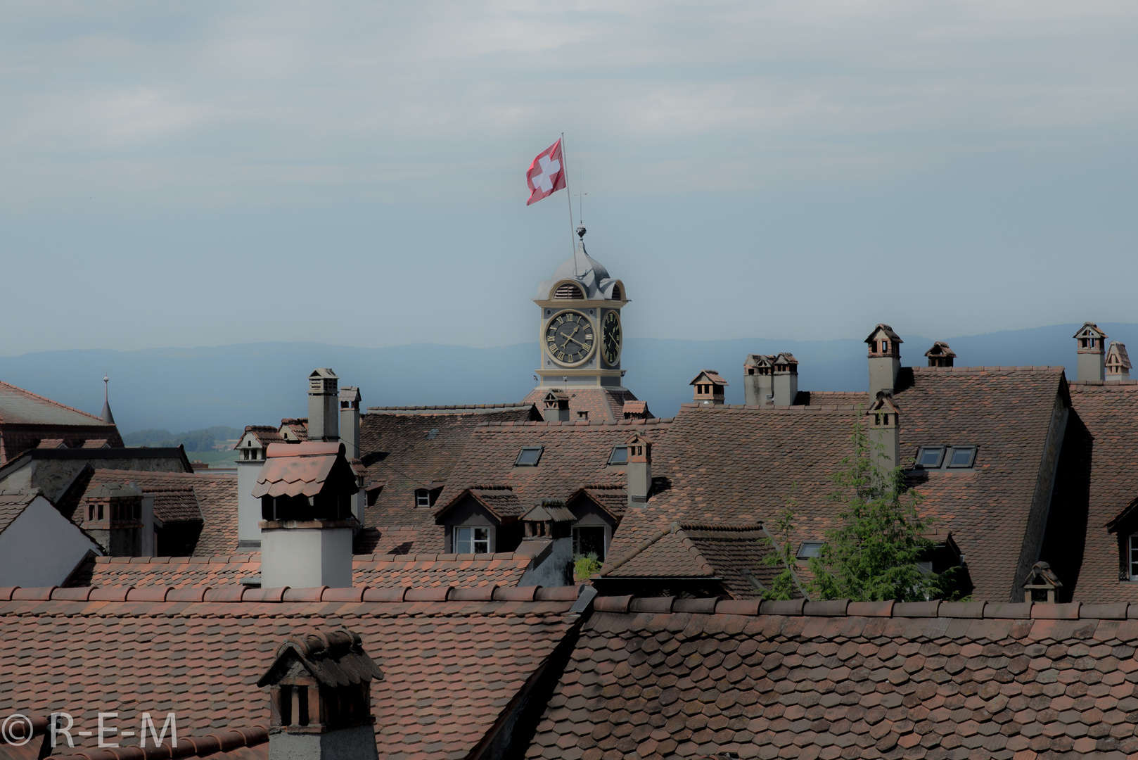 Top of Murten